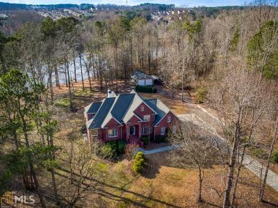 Canton Single Family Home For Sale: 365 Hickory Cove Dr