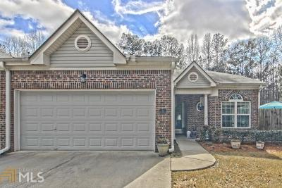 Acworth Single Family Home Under Contract: 2541 Eden Ridge Ln #9