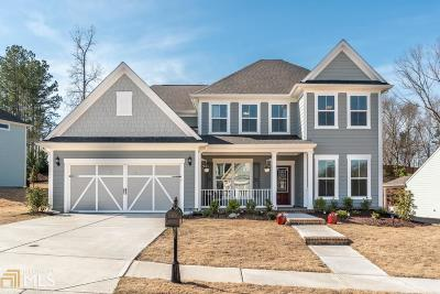 Hoschton Single Family Home For Sale: 6518 Red Hawk Way