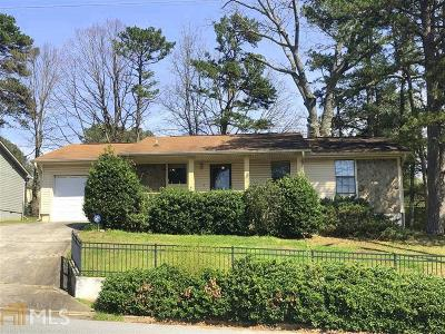 Norcross Single Family Home Under Contract: 1301 Reddington Ln