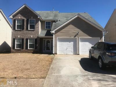 Snellville Single Family Home For Sale: 3602 Rosebud Park Dr
