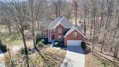 Suwanee Single Family Home For Sale: 6160 Westminister Green