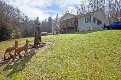 Blairsville Single Family Home Under Contract: 218 Green Acres #2B