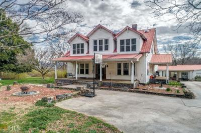 Clermont Single Family Home Under Contract: 6622 Old Cleveland Rd