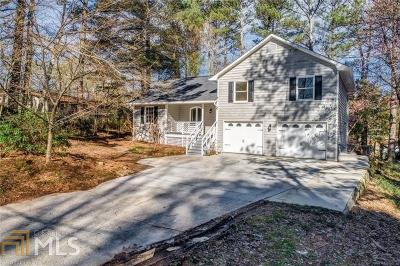 Duluth Single Family Home Under Contract: 4415 Old Norcross Rd