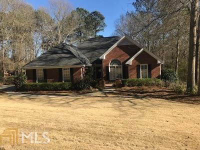 Winder Single Family Home Under Contract: 220 Magnolia Dr