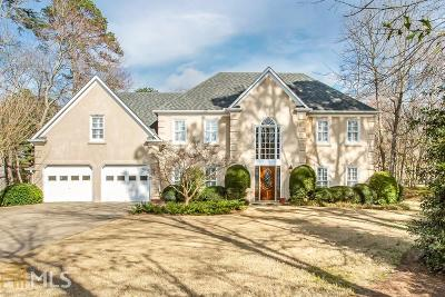Single Family Home New: 1510 Waynesborough Ct