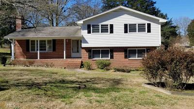 Conyers Single Family Home Under Contract: 1155 Marifran Ct