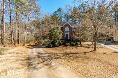 Kennesaw Single Family Home Under Contract: 2074 Honeydew Ln