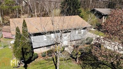 Mableton Single Family Home Under Contract: 1282 Ox Dr