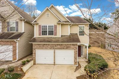 Acworth Condo/Townhouse Under Contract: 2289 Baker Station