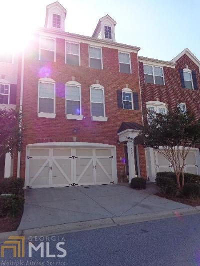 Smyrna Condo/Townhouse For Sale: 6185 W Indian Wood Cir #182