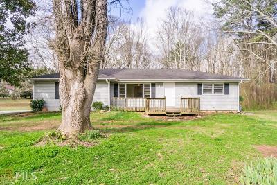 Acworth Single Family Home For Sale: 3210 Baker Rd