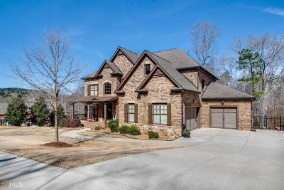 Flowery Branch Single Family Home For Sale: 4747 Grandview Pkwy