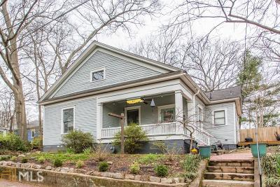 Single Family Home Under Contract: 410 Cherokee Pl