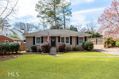 Brookhaven Single Family Home New: 1631 Fearn Cir