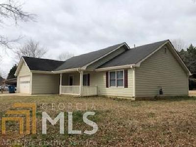 Covington Single Family Home New: 1844 Oak Hill