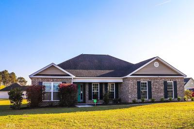 Statesboro Single Family Home For Sale: 154 Wedgefield