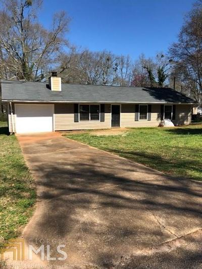 Jefferson Single Family Home Under Contract: 31 Georgia Belle Dr #119