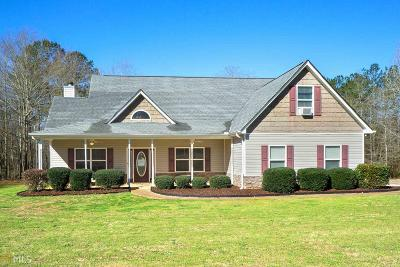 Griffin Single Family Home Under Contract: 275 Liberty Bell Ln