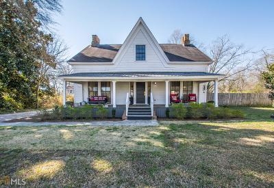 Monroe Single Family Home Under Contract: 506 E Church
