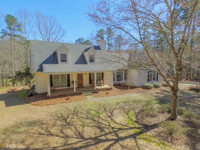 Newnan Single Family Home For Sale: 95 Longwood Ln