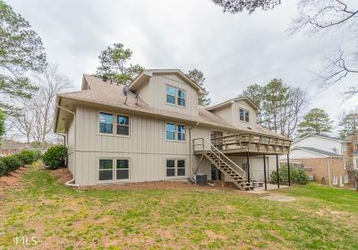 Dunwoody Single Family Home For Sale: 5279 Vernon Lake Dr