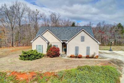 Dahlonega Single Family Home Under Contract: 77 Hampton Forest