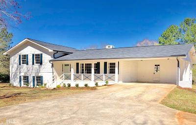 Oxford Single Family Home New: 285 Flat Rock Rd