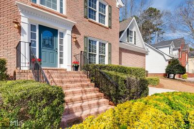 Lilburn Single Family Home For Sale: 4291 Weston Dr