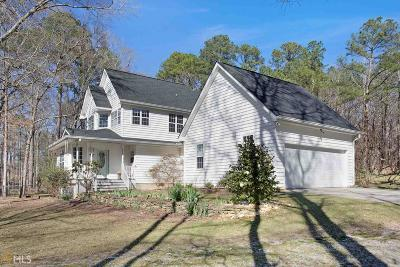 Fayette County Single Family Home Under Contract: 142 Tri County Rd