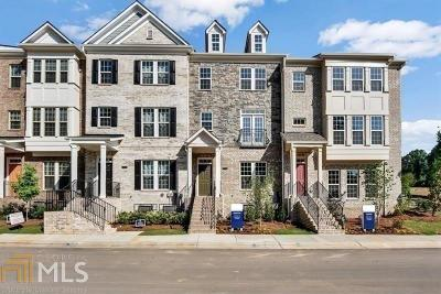 Decatur Condo/Townhouse For Sale: 2165 Rock Creek Park