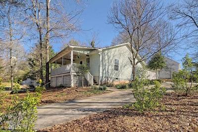 Clarkesville Single Family Home Under Contract: 106 Russ Cir
