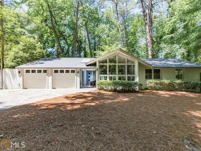 Atlanta Single Family Home New: 2070 Lenox Rd