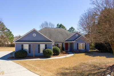 Dacula Single Family Home Under Contract: 1618 Big Oak Ct