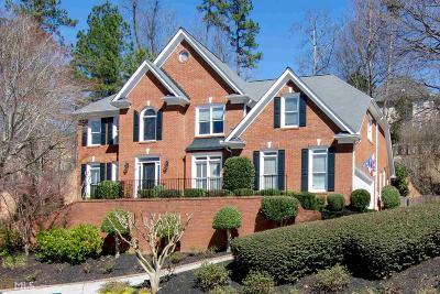Johns Creek Single Family Home For Sale: 3015 Leeds Garden Ln