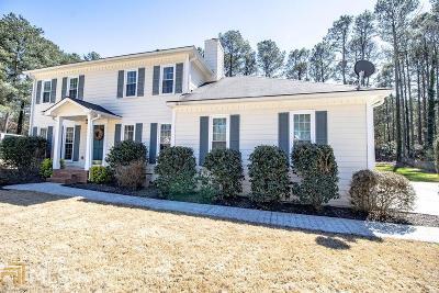 Peachtree City Single Family Home New: 109 Bowfin Bay