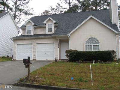 Lithonia Single Family Home New: 2952 Highland Park Cir