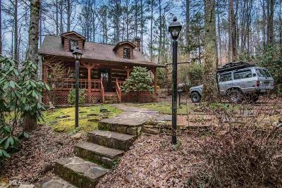 Ellijay Single Family Home New: Berean Church Rd #Tr A