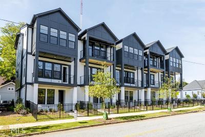 Dekalb County Condo/Townhouse For Sale: 1700 Edgehill Mnr