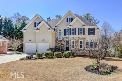 Atlanta Single Family Home New: 540 Fountain Oaks Way