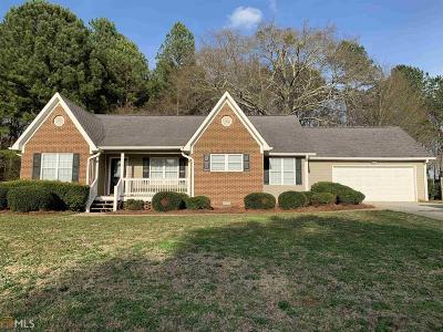 Monroe Single Family Home Under Contract: 1655 Brush Creek Dr