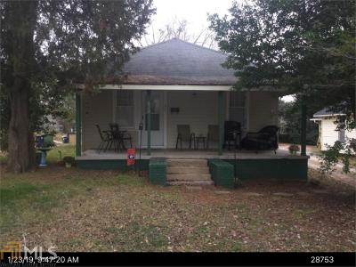Griffin Multi Family Home Under Contract: 620 Maple Dr