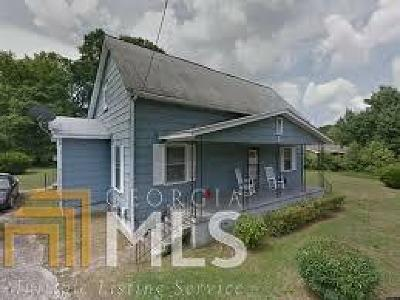 Jackson Single Family Home Under Contract: 6 Weaver