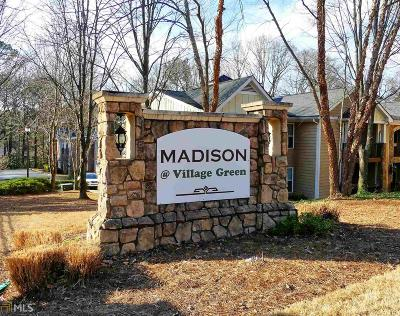 Smyrna Condo/Townhouse Under Contract: 305 Madison Ct