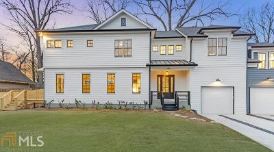 Reynoldstown Single Family Home Under Contract: 982 Northern Ave