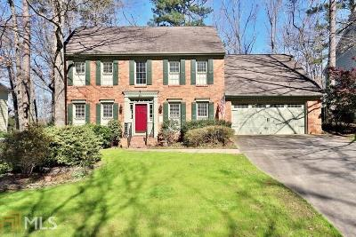 Snellville Single Family Home Under Contract: 3511 Stillwood Dr