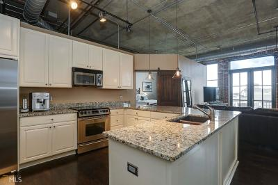 Mathieson Exchange Lofts Condo/Townhouse For Sale: 3180 Mathieson Dr #811