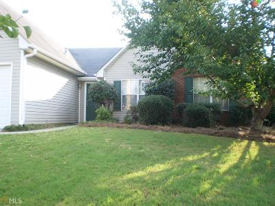 Suwanee Single Family Home For Sale: 3944 Riverstone Dr