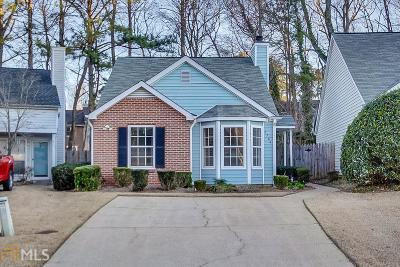 Kennesaw Single Family Home Under Contract: 2764 Saint Charles Ln